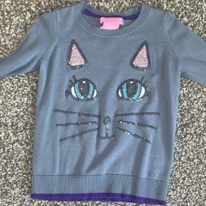 Sparkly Cat Sweater